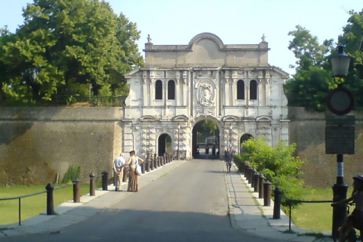 Parma by bike