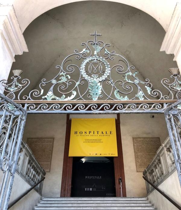Parma che accoglie: Hospitale, il senso di una mostra