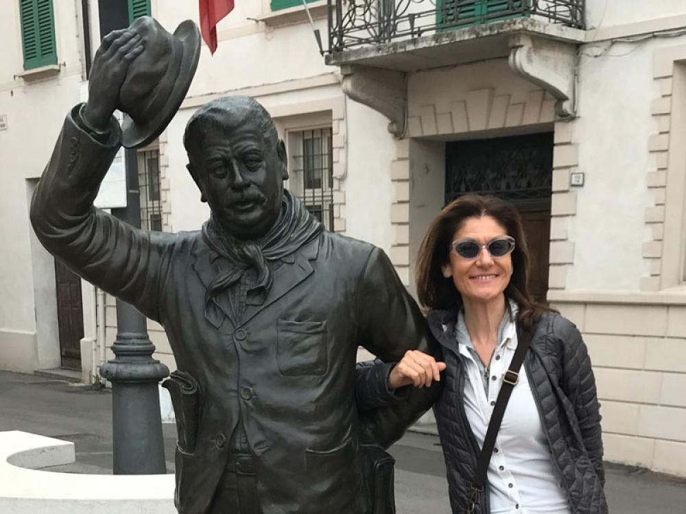Brescello with Don Camillo and Peppone: Ciak!