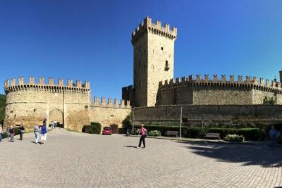 Borgo di Vigoleno (Piacenza)