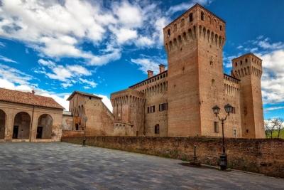 The Fortress of Vignola (Modena)