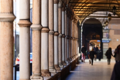 The Porticoes of Bologna: World Heritage Site
