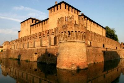 The Sanvitale Castle of Fontanellato