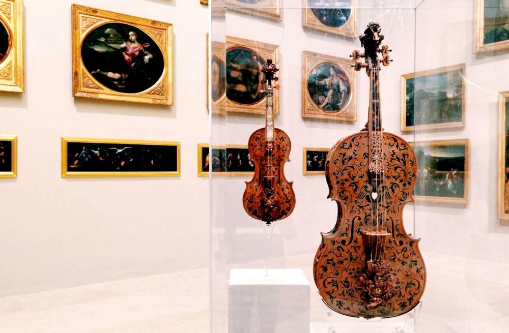 The Estense Gallery, memories of a dukedom