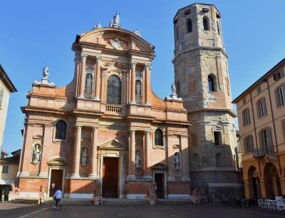 "Reggio Emilia, city of the ""tricolor"" flag"