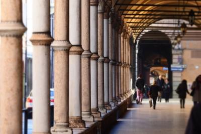 I portici di Bologna: patrimonio dell'Umanità