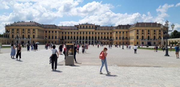 Passeggiando per Vienna, cercando Parma