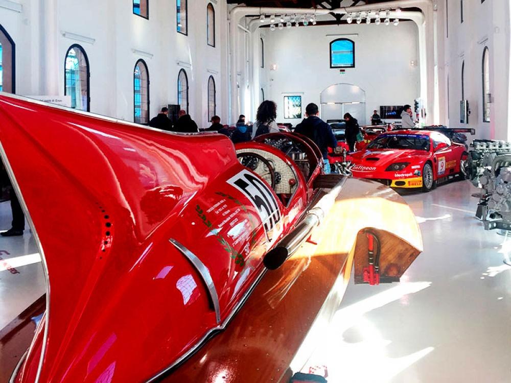 Modena: Terra di motori