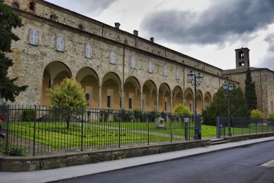 Along the river with the ancient pilgrims: Bobbio and the Trebbia Valley