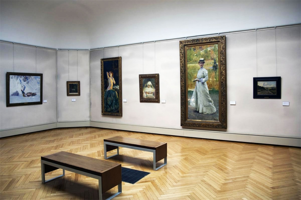 Ricci Oddi Modern Art Gallery
