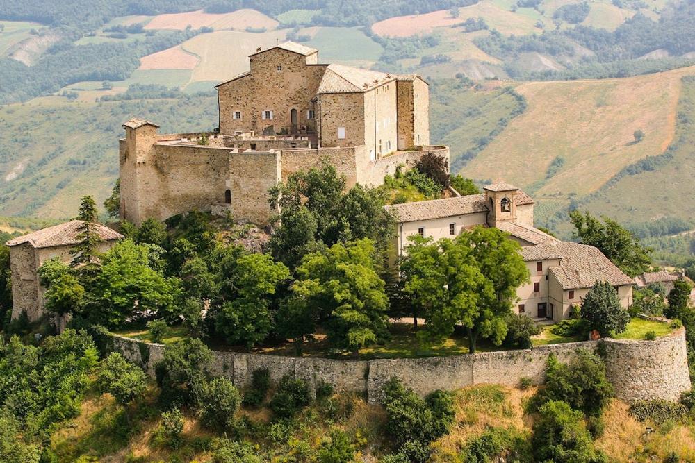The Castles of Matilde (Reggio Emilia)