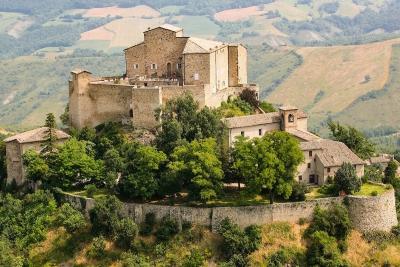 The Castles of Comitissa Matilde (Reggio Emilia)
