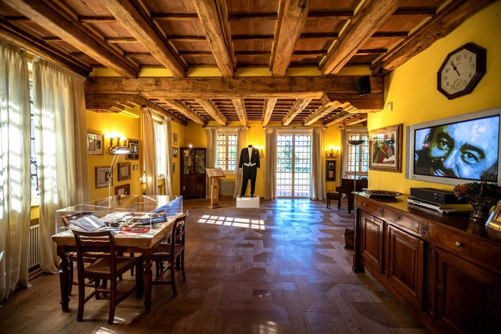 Casa Museo Luciano Pavarotti: un Maestro e la sua musica quotidiana