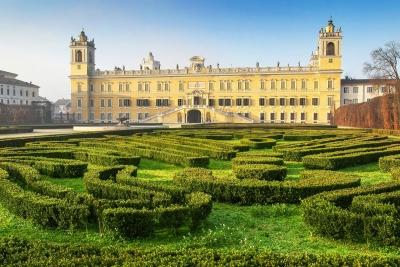 La Reggia di Colorno (Parma)